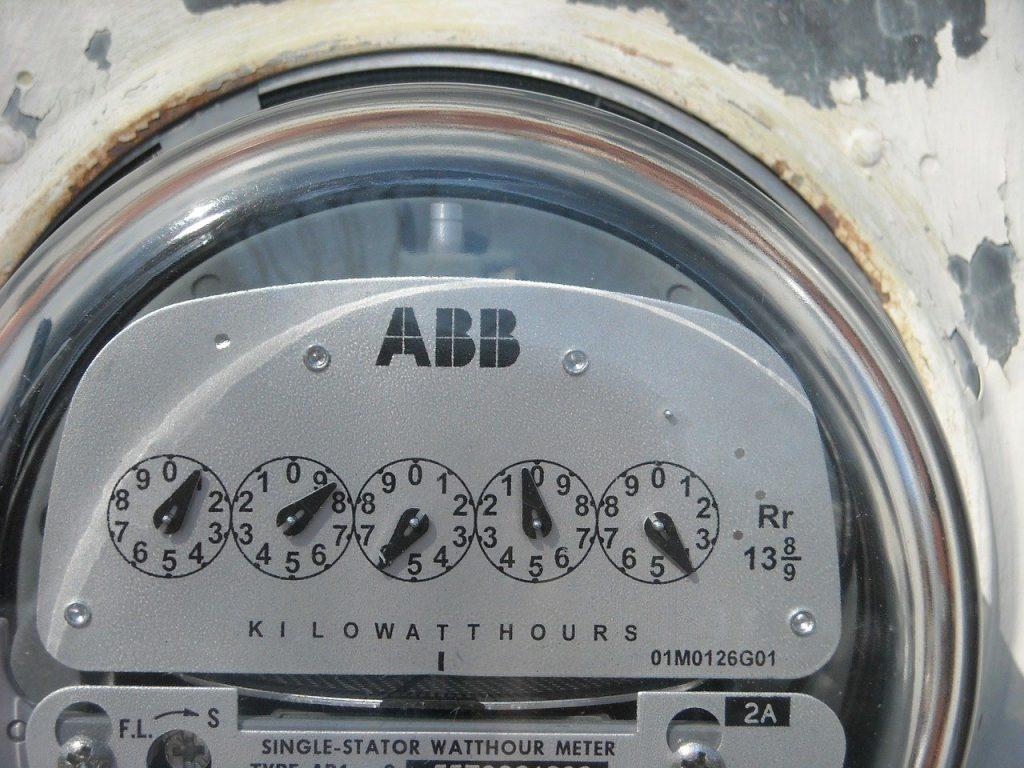 meter, kilo watt hours, amps